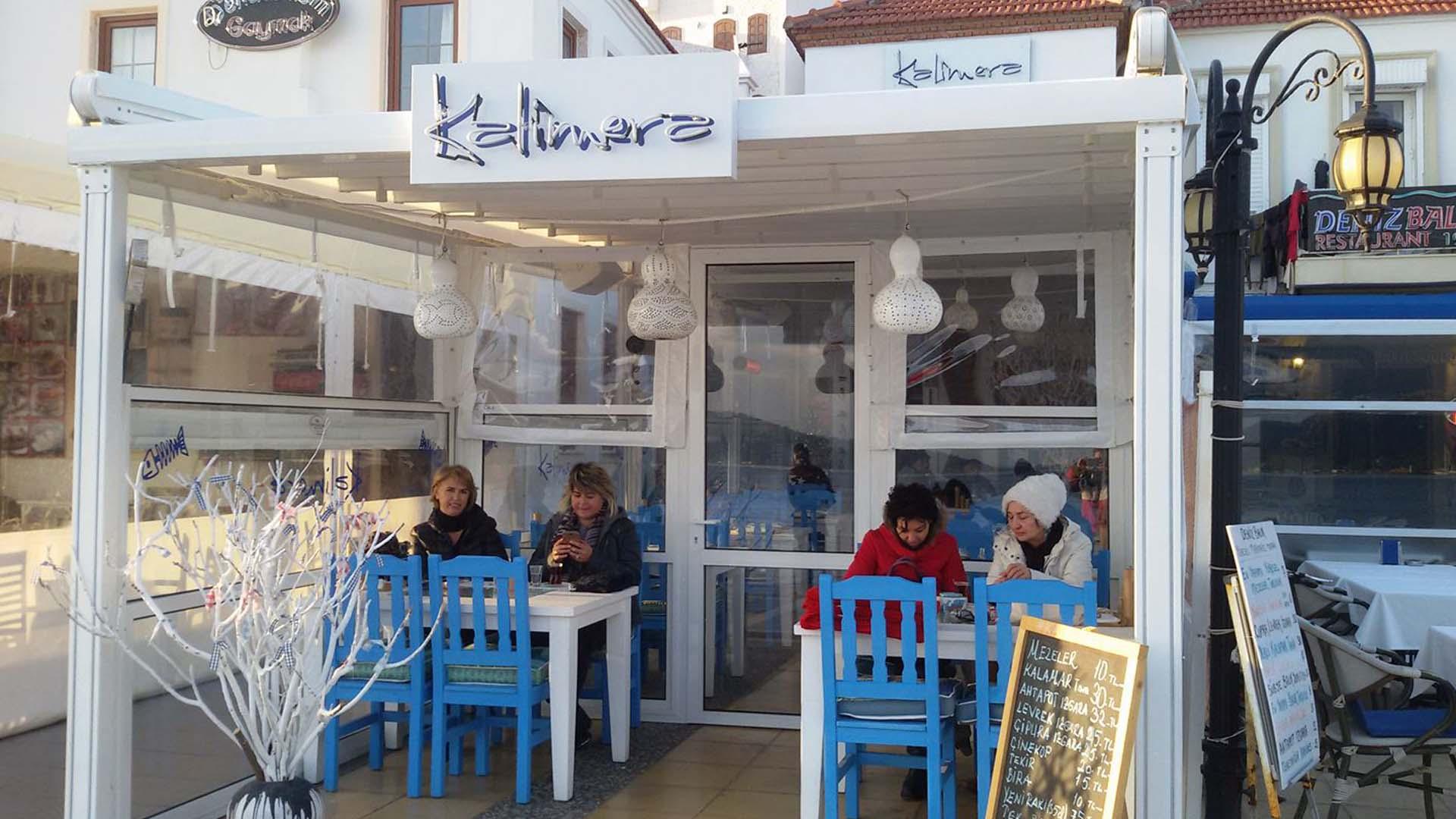 kalimera restoran marmaris yat limanı